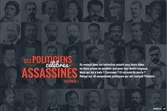 Ces politiciens célèbres assassinés - France info