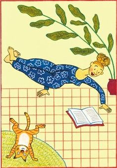 Ilustración de Rotraut Susanne Berner