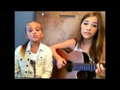 ▶ Kiss the Girl - Lennon and Maisy -  These girls are so ....oh wow...love listening to them. They are just grand