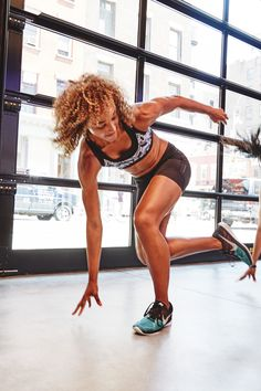 Get your cardio on at home with this killer HIIT workout. It mixes plyometrics moves with dynamic plank variations to burn serious calories and carve your core. It's only 20-minute, including warmup and cooldown.