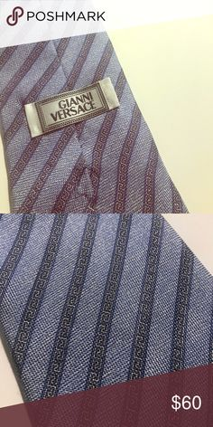 ba22188ed2 Vintage Gianni Versace Men s Tie Vintage Gianni Versace Men s Tie in  excellent condition. Timeless style