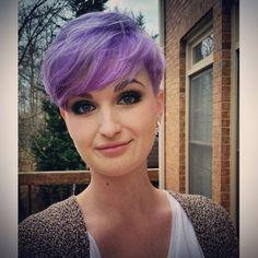 68+ Ideas hair purple pixie pink