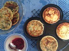www. mahtava.de Der finnische Food und Design Blog Rezept für Spinatpfannkuchen Copyright Michaela Fuchs
