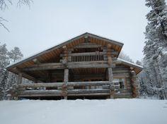 Kelotörmä- cottage is new, 2012, on Arctic Circle area, peaceful neighborhood.