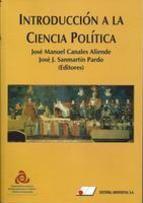 Introducción a la ciencia política.     Universitas, 2014