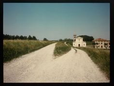 Angiari: argine dell'Adige 1989-90 - Il profilo delle nuvole