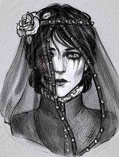 Iris von Everec (House of Bilewitz) by NastyaKulakovskaya