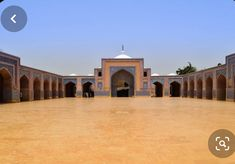 Shah Jahan Mosque, Pakistan, Mansions, House Styles, Home Decor, Decoration Home, Room Decor, Fancy Houses, Mansion