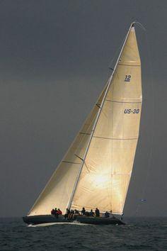 Classe 12mR US 30 Freedom (1980) Minneford Yacht Yard/Olin Stephens