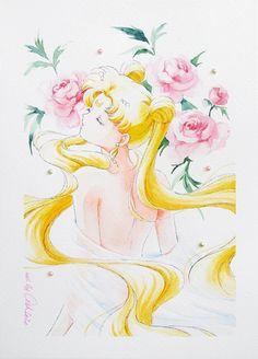Sailor Moon Super S, Sailor Moon Girls, Sailor Moon Manga, Sailor Moon Art, Sailor Saturn Crystal, Sailor Neptune, Princesa Serena, Illustration Manga, Moon Drawing
