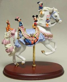 LENOX Carousel Animals at Replacements, Ltd