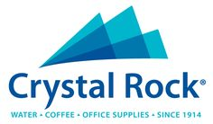 Rebrand for Crystal Rock, a water distributor in the NE by Worx Branding & Advertising.