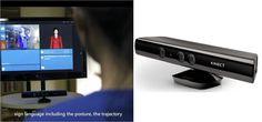 el Kinect Sign Language Translator (Traductor de Lenguaje de Señas de Kinect) es un prototipo de investigación que puede traducir el lenguaje de señas y convertirlo en lenguaje hablado, y viceversa. Y esa no es la parte más impresionante, el dispositivo es capaz de hacer la traducción ¡En tiempo real!