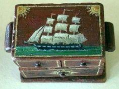 Sea Captain's Campaign chest by Paul Salterelli.