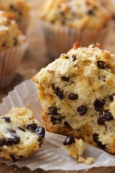 Irish Soda Bread Muffins Recipe - ALSO in DIY - Holiday food