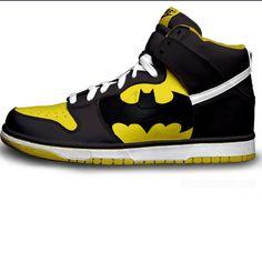 Batman Nike Dunks!