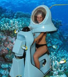 mini submarines in cozumel | ... .com - Cozumel Excursions - Mini Sub Underwater Scooter- GOING TO DO THIS FOR SURE!!
