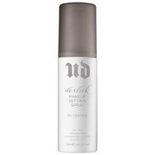 Fixador De-Slick Oil-Control Makeup Setting Spray na Sephora