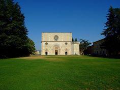 Santa Maria di Collemaggio - L'Aquila Abruzzo Italy