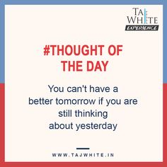 #ThoughtoftheDay