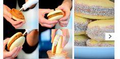 Cómo hacer alfajores de maicena caseros en 5 pasos MIREN … | Receitas Soberanas