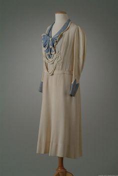 Day dress, 1935