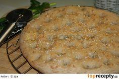 Focaccia se šalvějí z domácí pekárny