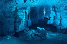 SCUBA Diving Bucket List | Orda Cave, Russia