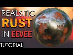 In this tutorial I will show you how to make a realistic Rusted Metal shader in EEVEE Blender This is a Semi-Procedural shader. Blender Tutorial, Rusted Metal, Modeling Tips, 3d Tutorial, Blender 3d, Youtube, Tutorials, Rusty Metal, Teaching
