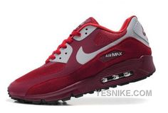 best website cc004 e7434 Find today  s best discounts   sales with Nike Air Max 90 - New Nike Air Max  90 Hyperfuse Premium Wine - Red for sale.