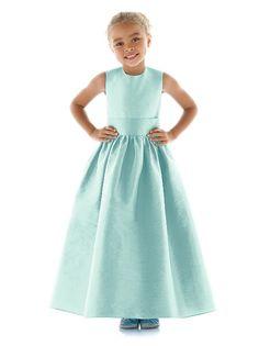 Flower Girl Dress FL4025 http://www.dessy.com/dresses/flowergirl/fl4025/?color=seaside=1152#.UfQqTW0hUoQ
