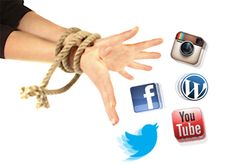 Las plataformas ciberneticas, medios de difusión mundial para la comunicación.
