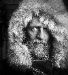 The Last Trapper by davebrosha: Roch Boivin, Yukon trapper.
