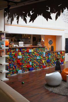 Comptoir Lego chez Espace Mômes à Lille