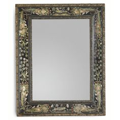 An English scagliola and gilded gessoed mirror last quarter 17th century, attributed to Baldassare Artima  Sotheby's
