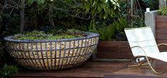 durie design gabion bowl 6