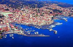 La Maddalena, Italy, stationed here for 3 years.  One of our neatest stations.