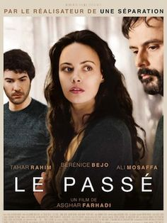 Iran: The Past (2013) Director: Asghar Farhadi  A mixed marriage between an Iranian man and a French woman ends when the man leaves the woman to return to his home country. As his wife files for a divorce, he returns to France to find out she's living with another man and things get complicated.