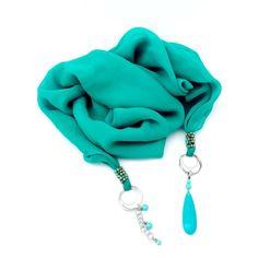 Foulard gioiello pura seta cod.333