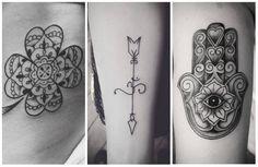 7 tatuajes para la buena suerte que te vas a querer hacer en cuanto los veas - IMujer