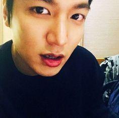 Lee Min Ho Updates Fans From Shanghai | Koogle TV