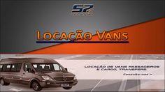 Locação Vans - S7 Locadora
