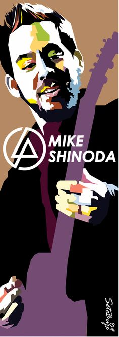 Mike Shinoda In WPAP 2 by setobuje