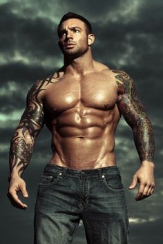 1000 images about tattoo shirtless ripped six pack abs for Tattoos for gay men