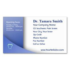 71 best dental dentist office business card templates images on dental business card template design wajeb Image collections