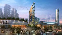 Tianjin Mingzhong Development - Tianjin, China | Steinberg Architects