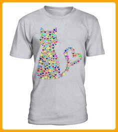 EIN HERZ FR KATZEN LIMITIERTE SHIRTS - Shirts für die familie (*Partner-Link)