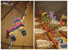 skipton outdoor wedding. Mexican themed. papakata  tipi. photography - www.mark-tattersall.co.uk