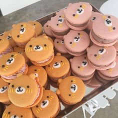 Image about pink in Cute food by Japanese Sweets, Japanese Food, Japanese Candy, Cute Baking, Kawaii Dessert, Cute Desserts, Cafe Food, Cute Cakes, Food Cravings
