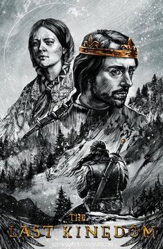 The Last Kingdom Kingdom Tv Show, The Last Kingdom Series, Lagertha, Concept Art Books, Vikings Show, Alfred The Great, Falling Skies, Black Sails, Star Wars